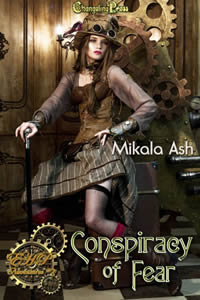 Conspiracy of Fear by Mikala Ash