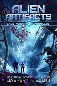 Alien Artifacts by Jasper T. Scott