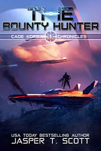 The Bounty Hunter by Jasper T. Scott