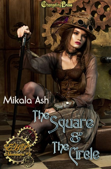 The Square & The Circle by Mikala Ash
