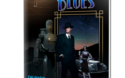 The Crossover Case Files–Dieselpunk Adventures by Richard Levesque