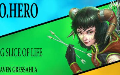 J.D. Astra – Zero.Hero – A Super Powered LitRPG Slice of Life