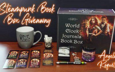 Steampunk Giveaway Box