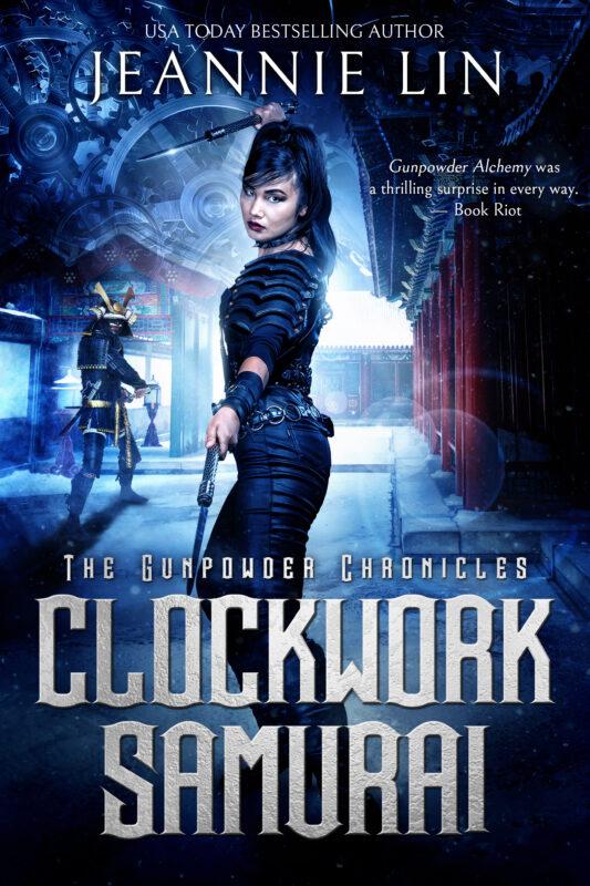Clockwork Samurai