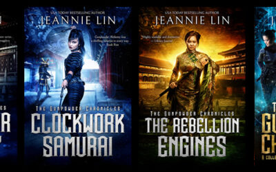 Introduction and Tea Time with Jeannie Lin