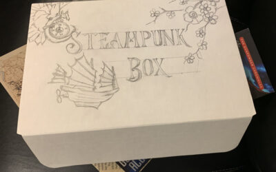 The Rebellion Engines – Steampunk Book Box Giveaway